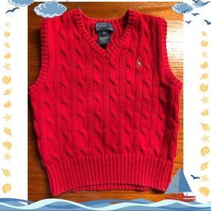 🏇🏻Ralph Lauren boys vest.